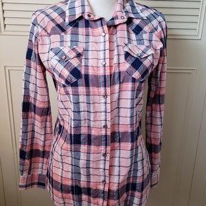 Cruel girl button up girls shirt